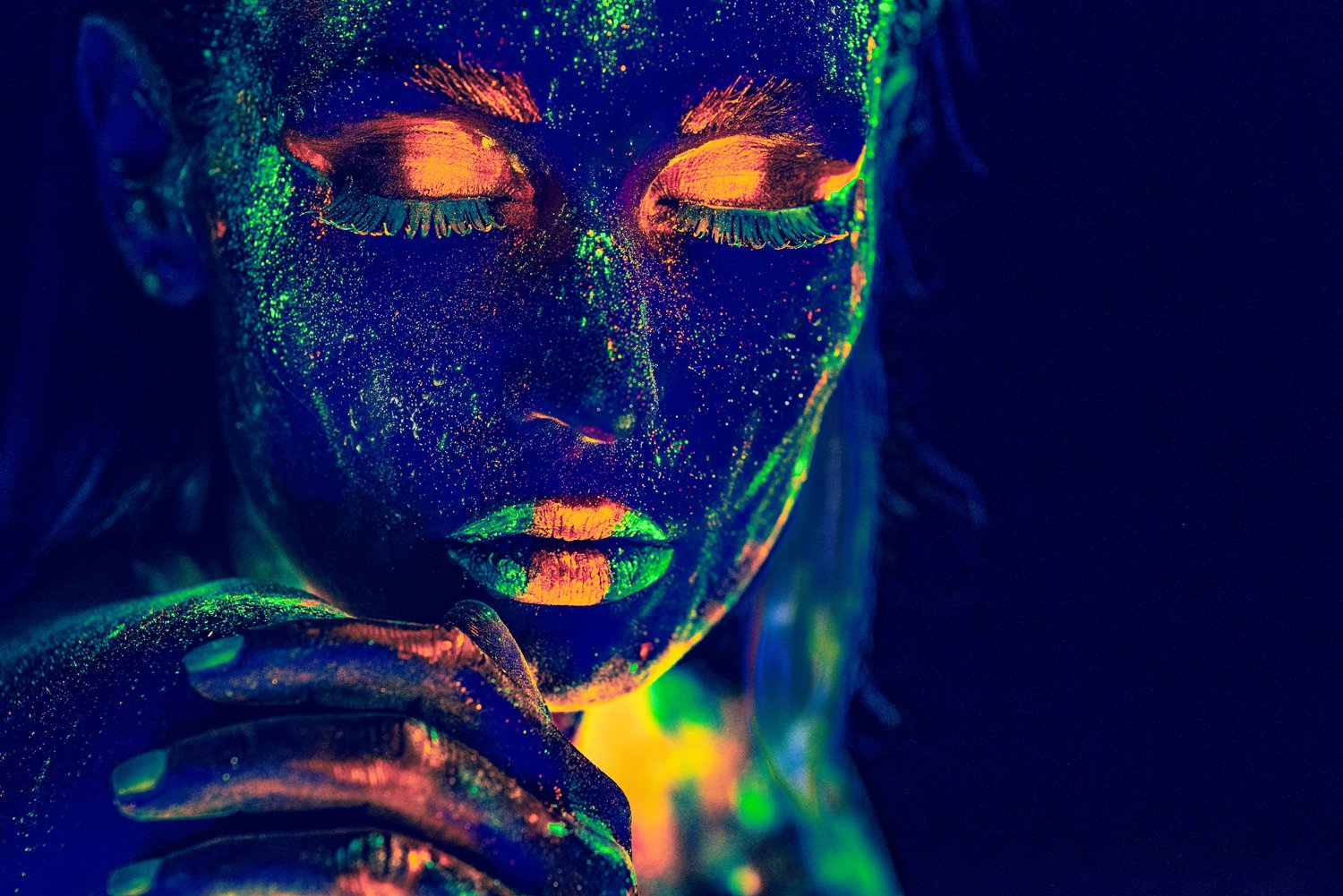 Black Light BurakBulut Black Light UV 15