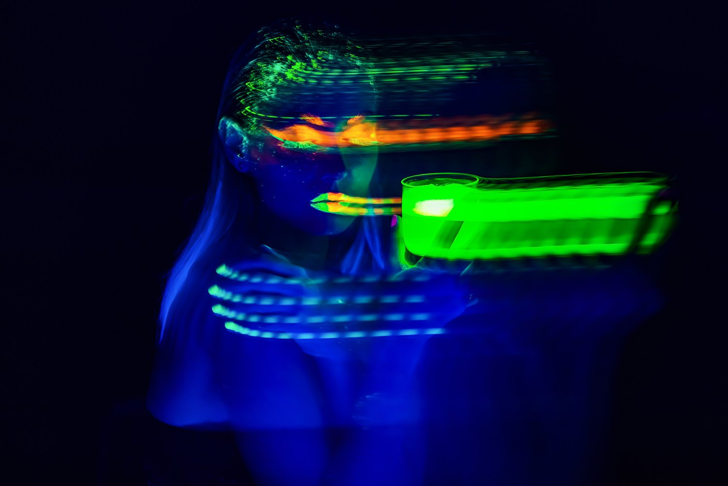 Black Light BurakBulut Black Light UV 6