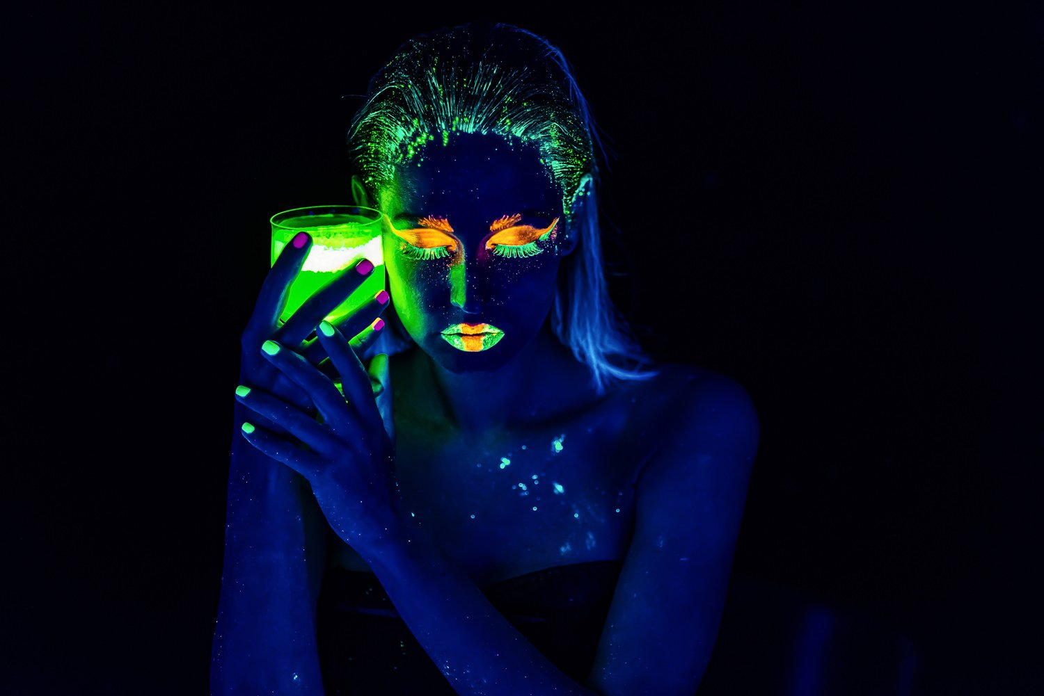 Black Light BurakBulut Black Light UV 7